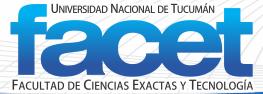 Carrera de Geodesia y Geofísica logo