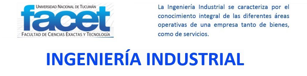 Carrera Ingeniería Industrial logo