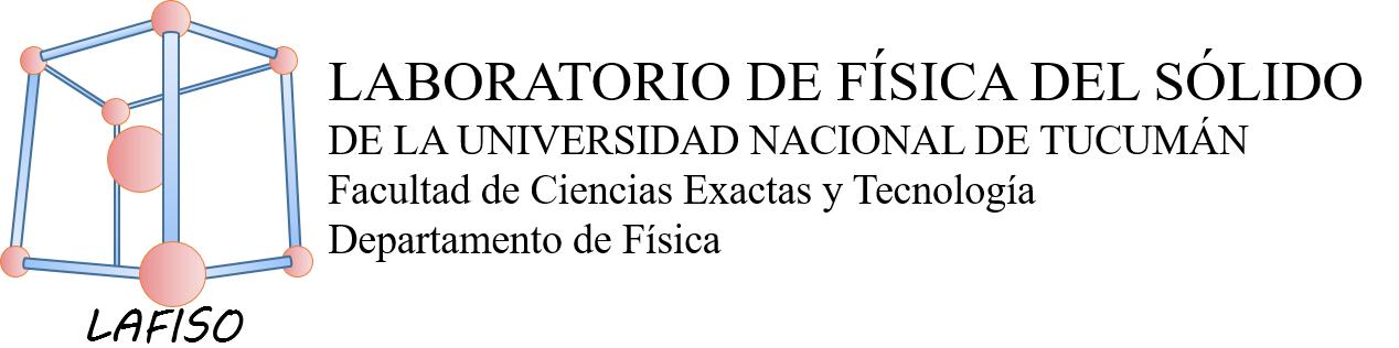 Laboratorio de Física del Sólido logo