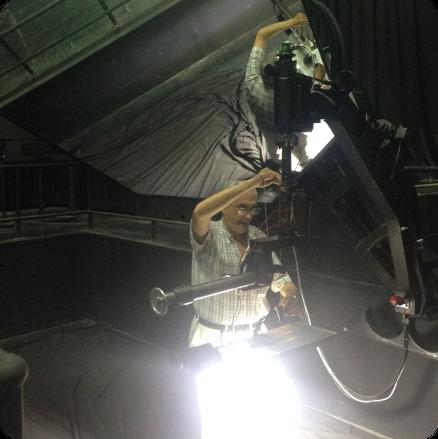 Calibración del Fotogoniómetro