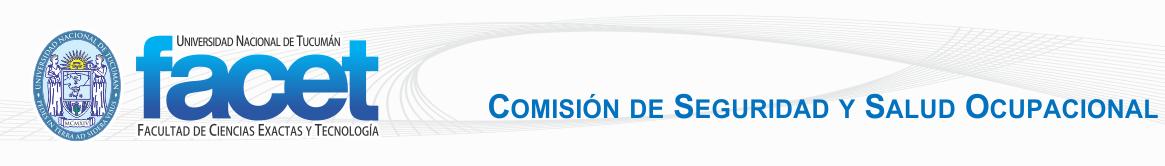 Comisión de Seguridad y Salud Ocupacional logo